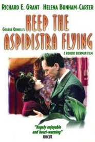 Another movie Keep the Aspidistra Flying of the director Robert Bierman.