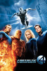 4: Rise of the Silver Surfer movie cast and synopsis.