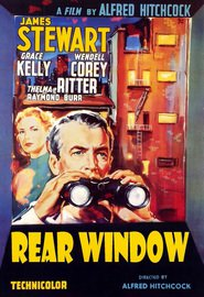 Rear Window movie cast and synopsis.