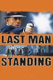 Another movie Last Man Standing of the director Walter Hill.
