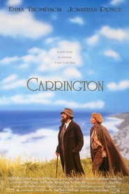 Another movie Carrington of the director Christopher Hampton.