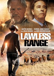Lawless Range movie cast and synopsis.