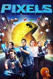 Pixels movie cast and synopsis.