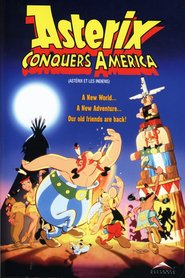Asterix in America movie cast and synopsis.