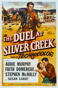 Another movie The Duel at Silver Creek of the director Don Siegel.