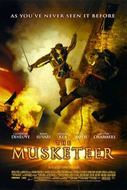 Another movie The Musketeer of the director Peter Hyams.