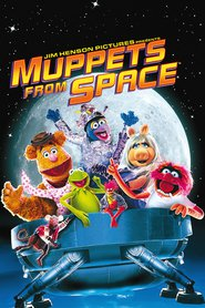 Muppets from Space with Frank Oz.