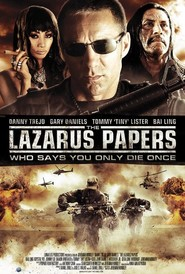 Another movie The Lazarus Papers of the director Djeremi Handli.