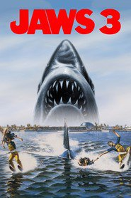 Jaws 3-D movie cast and synopsis.