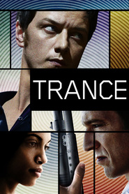 Another movie Trance of the director Danny Boyle.