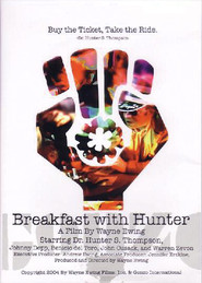 Breakfast with Hunter with Alex Cox.