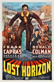 Another movie Lost Horizon of the director Frank Capra.