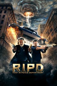 R.I.P.D. movie cast and synopsis.