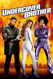Undercover Brother with Chris Kattan.