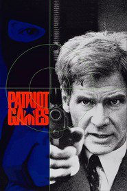 Another movie Patriot Games of the director Phillip Noyce.