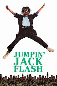 Another movie Jumpin' Jack Flash of the director Penny Marshall.