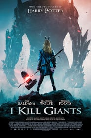 I Kill Giants movie cast and synopsis.