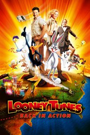 Looney Tunes: Back in Action with Timothy Dalton.