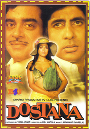 Another movie Dostana of the director Raj Khosla.