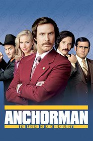 Anchorman: The Legend of Ron Burgundy movie cast and synopsis.