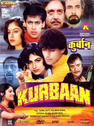 Kurbaan with Kabir Bedi.