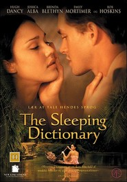 The Sleeping Dictionary with Brenda Blethyn.