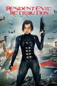 Resident Evil: Retribution movie cast and synopsis.