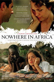 Another movie Nirgendwo in Afrika of the director Caroline Link.
