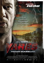 Vares - Pahan suudelma movie cast and synopsis.