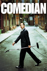 Comedian with Jerry Seinfeld.