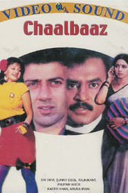ChaalBaaz with Sunny Deol.