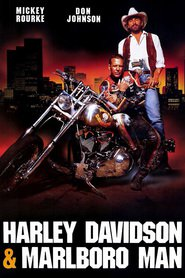 Harley Davidson and the Marlboro Man with Don Johnson.