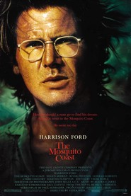 Another movie The Mosquito Coast of the director Peter Weir.