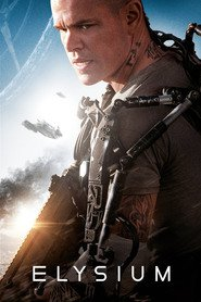 Another movie Elysium of the director Neill Blomkamp.