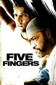 Five Fingers with Said Taghmaoui.