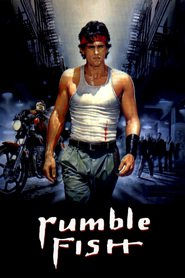 Rumble Fish movie cast and synopsis.