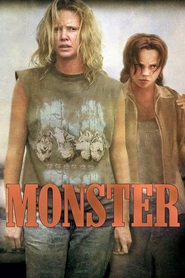Monster movie cast and synopsis.