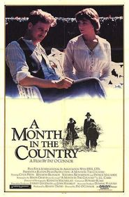 Another movie A Month in the Country of the director Pat O\'Connor.