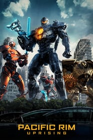 Pacific Rim Uprising - latest movie.