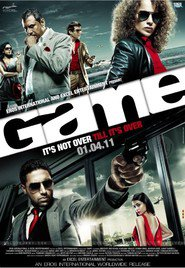 Another movie Game of the director Abhinay Deo.