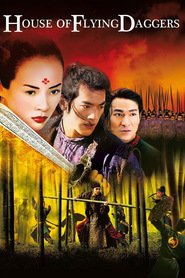 Another movie Shi mian mai fu of the director Zhang Yimou.