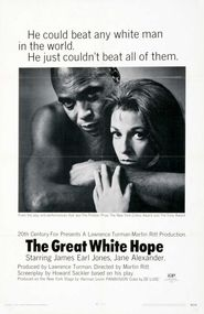 Another movie The Great White Hope of the director Martin Ritt.