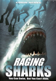 Another movie Raging Sharks of the director Danny Lerner.
