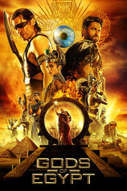 Gods of Egypt - latest movie.