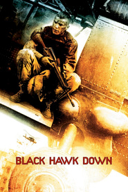 Another movie Black Hawk Down of the director Ridley Scott.