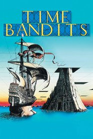 Another movie Time Bandits of the director Terry Gilliam.