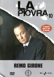 La piovra 10 with Remo Girone.