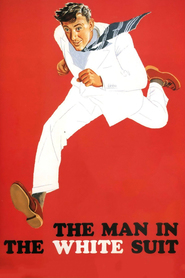 The Man in the White Suit movie cast and synopsis.