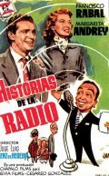 Another movie Historias de la radio of the director Jose Luis Saenz de Heredia.