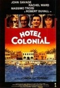 Hotel Colonial with Claudio Baez.